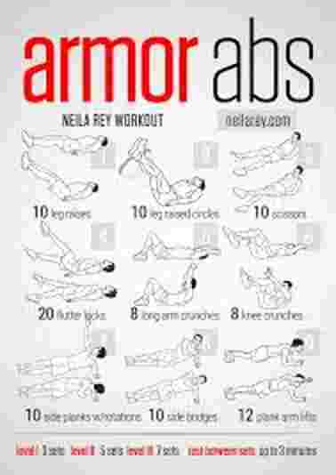 List Of Ab Workouts To Do At Home Sport Fatare